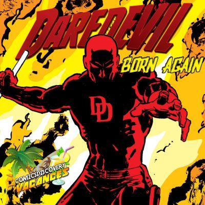 image ComicsDiscovery vacances 08: Daredevil born again