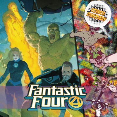 image ComicsDiscovery S03E39: Fantastic Four