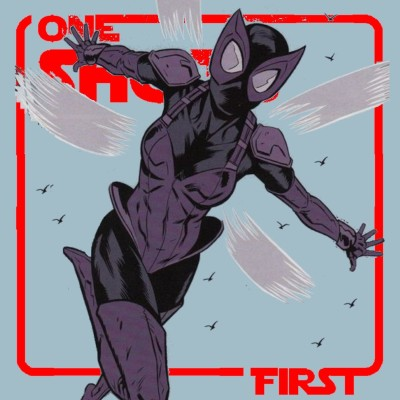 One Shot First #16 l'humour cover