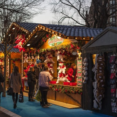 Blog Note : spécial marchés de Noël ! cover