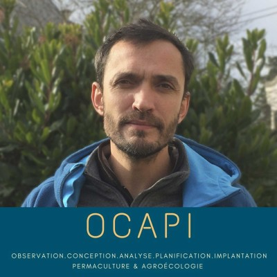Permaculture et Agroécologie avec OCAPI cover