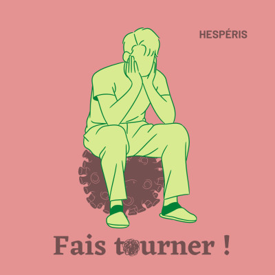 FAIS TOURNER ! #3 Santé mentale & COVID - Aurélien cover