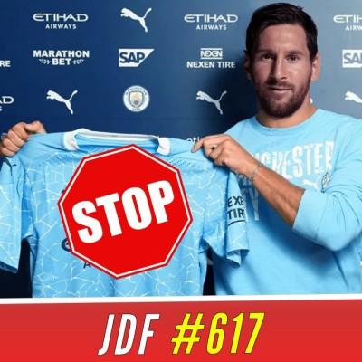 Manchester City met un gros STOP à l'opération MESSi ! cover
