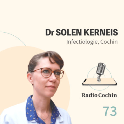 #73 Dr KERNEIS - Cas clinique Covid : Mesures de protection et place des antibiotiques face au Covid-19
