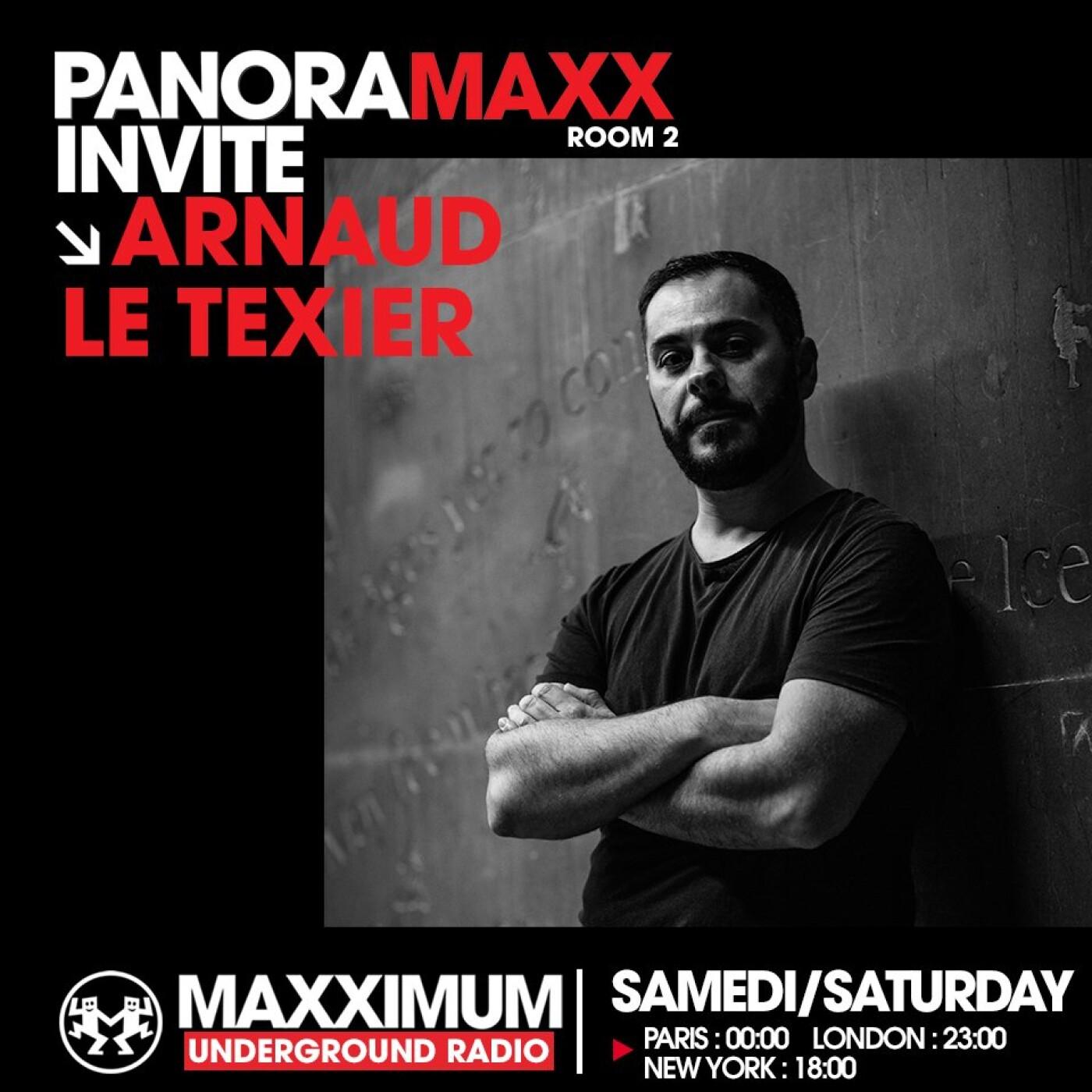 PANORAMAXX : ARNAUD LE TEXIER