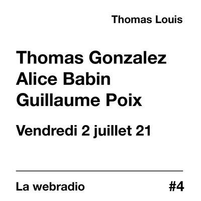 La webradio du festival - vendredi 02 juillet 21 cover