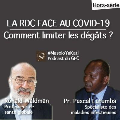 Hors-série #1 - La RDC face au Covid-19 : comment limiter les dégâts cover