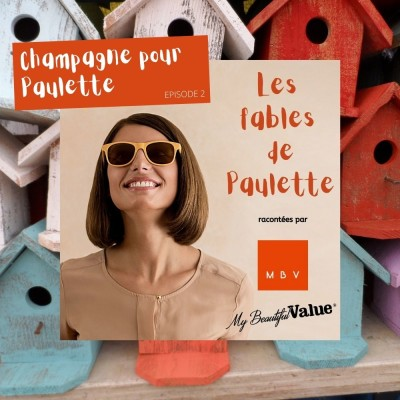 Episode 2 - Champagne pour Paulette cover