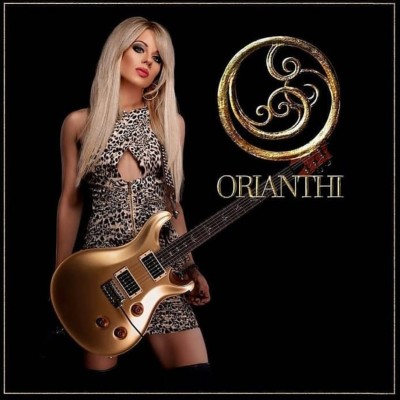 213Rock Podcast Harrag Melodica Live Interview with Orianthi New album O 16 11 2020 cover