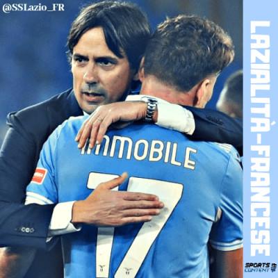 La passe de 6 pour la Lazio cover
