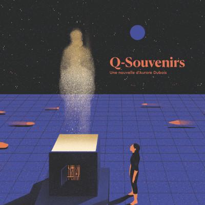 Chut! N°6 Avec ou sans contact : Q-Souvenirs cover