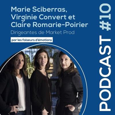 #10 - Marie Sciberras, Virginie Convert et Claire Romarie-Poirier - Market Prod: Le Printemps des Docks, le Marché de la Mode Vintage... cover