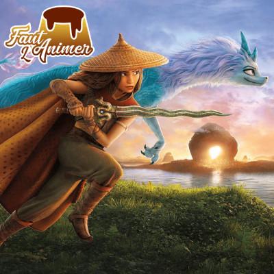 Raya et le Dernier Dragon cover