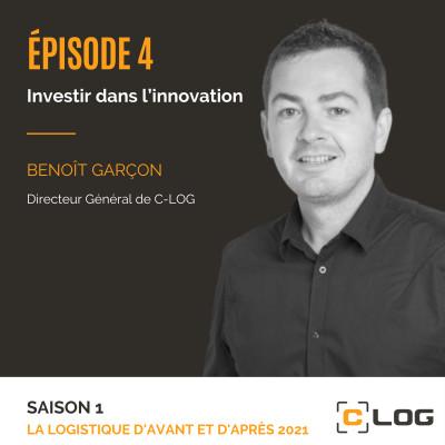 C-LOG [S1E04] - Investir dans l'innovation cover