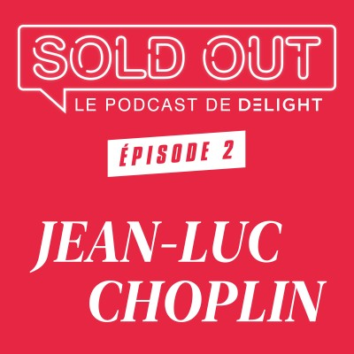 SOLD OUT #2 - Jean-Luc Choplin cover