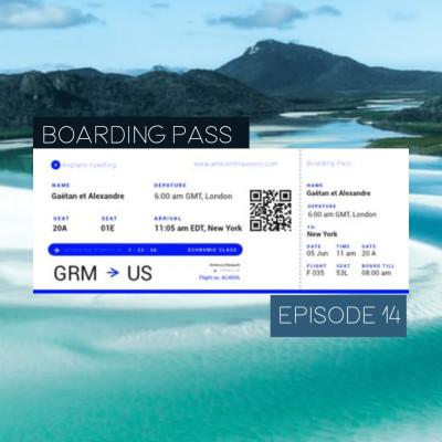 Boarding Pass 014 ✈️ Julianna Barwick et Willebrant cover