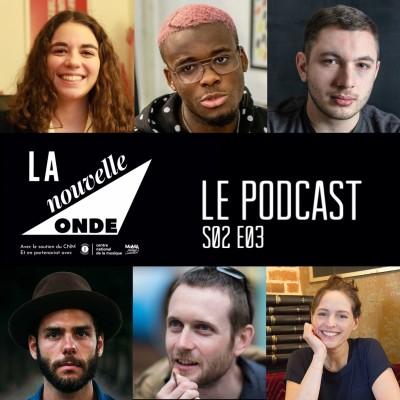 Podcast LNO S02 E03 -  A vous les studios! Image