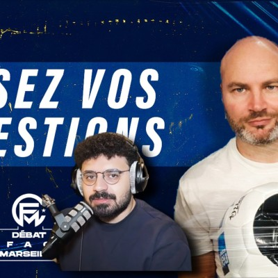 Débat FAQ : Mercato OM, Guendouzi, Rongier, Gerson, quel onze ? Laborde, Dieng, Raspadori… Vos thèmes et vos questions ! cover