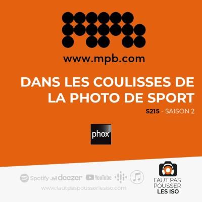 S215 - Dans les coulisses de la photo de sport cover