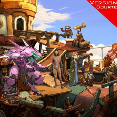 38 - Ovewatch / Fallout / Deponia cover