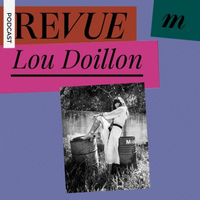 """Lou Doillon : """"On ne m'a pas élevée dans l'idée que le monde était un endroit facile"""" cover"""