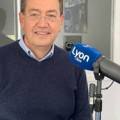 Philippe COCHET, maire LR de Caluire-et-Cuire et opposant Grand Lyon cover