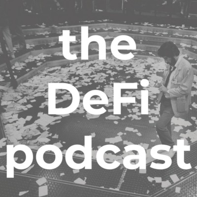 DeFi Podcast #3 - Alex Mashinsky, Celsius Network cover