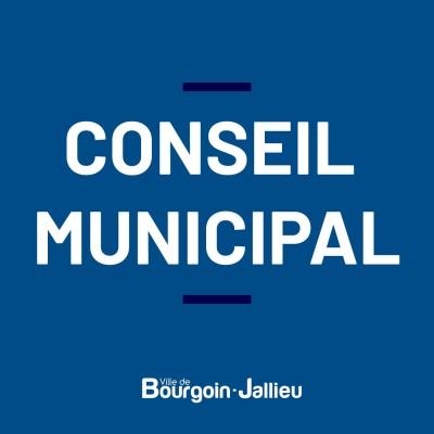 Image of the show Conseil municipal de Bourgoin-Jallieu