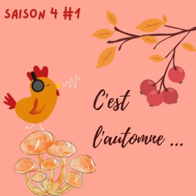 C'est l'automne ... cover