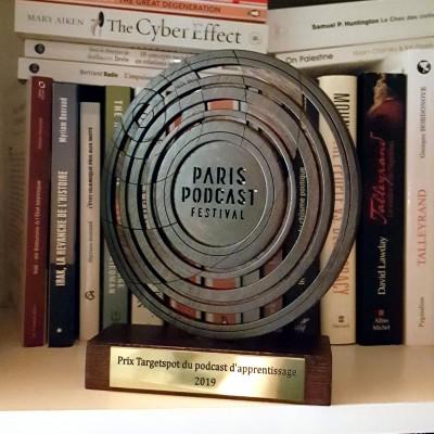 image Ep 62 : Hors Série - Paris Podcast Festival (on a gagné!), FAQ et notre musique
