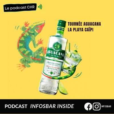 Infosbar Inside #01 - Tournée nationale Aguacana La Playa Caïpi cover