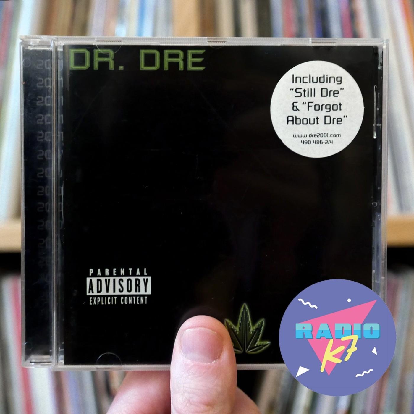 """Dr. Dre """"2001"""" (1999) : sans doute l'un des albums les plus influents de l'histoire du rap, featuring Snoop Dogg, Eminem et Ice Cube"""
