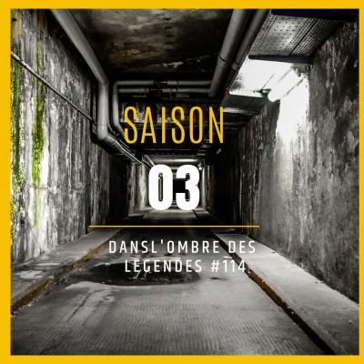 Dans l'ombre des légendes-114- Saison 03.. cover