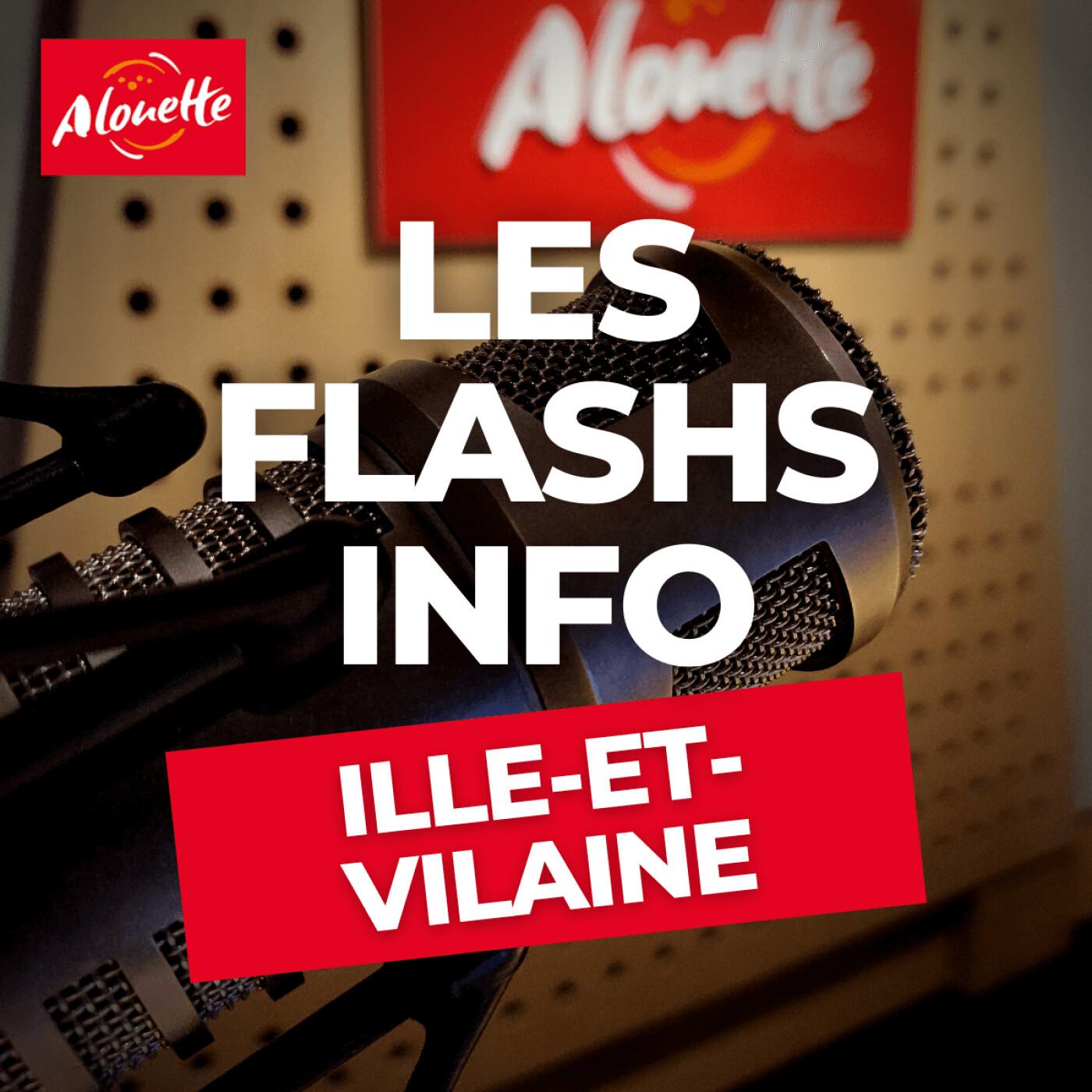 Alouette - Les Infos du 23 Septembre 06h30 en Ille-et-Vilaine.