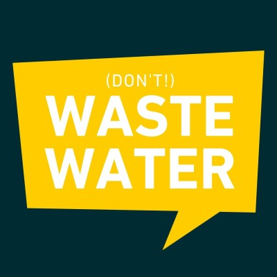 (don't) Waste Water! cover