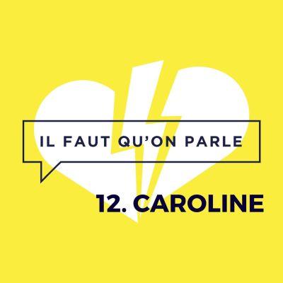 #12 - Caroline : L'Anglais cover