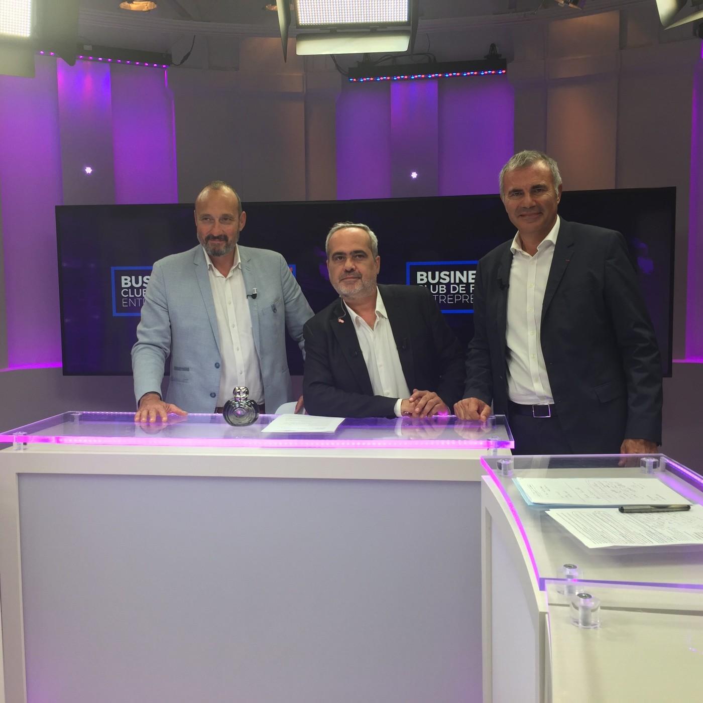 Business Club de France TV S2019 E14 : Olivier Sillion - Maison Berger