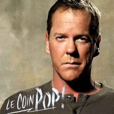 Double Feature: Kiefer Sutherland - 24 Heures Chrono / The Fugitive cover
