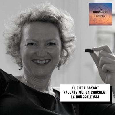 #34_Brigitte Bayart_Raconte moi un chocolat, redécouvrir un produit d'exception cover