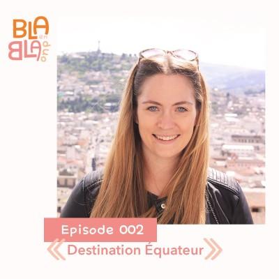 Destination Équateur cover