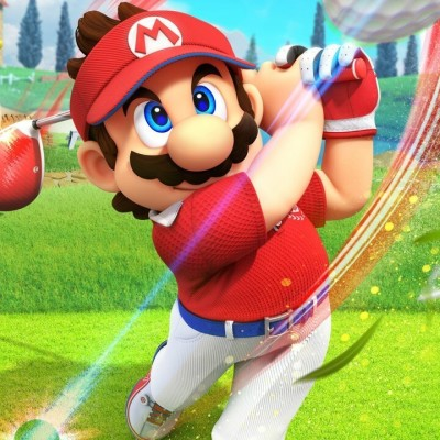 Mario Golf Super Rush : Peur sur le green cover