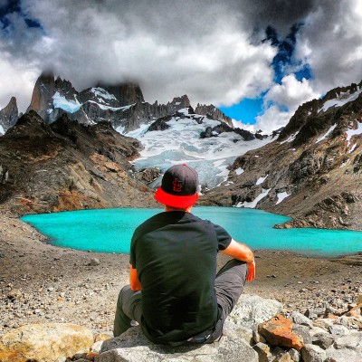 GreenWoodAntony raconte son incroyable retour de Patagonie avec l'arrivée de la Covid - Globe Trotter 12 05 - Mars 2021 - StereoChic Radio cover