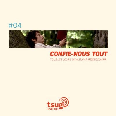 Confie-nous tout avec Jean Fromageau : Melissa Laveaux cover
