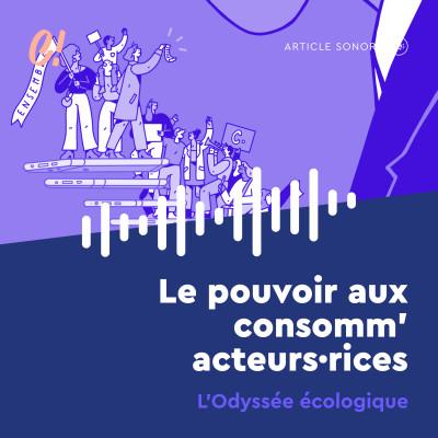 Chut N°4 L'Odyssée écologique - Le pouvoir aux consomm'acteur·rices cover