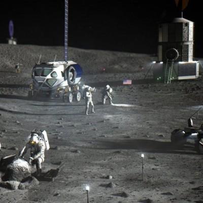 [DNDE] Une voiture électrique et autonome sur la Lune ? cover