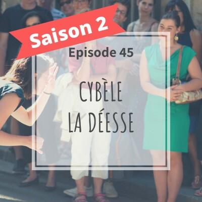 2-45 - Cybèle, la mère des Dieux [épisode #100] cover