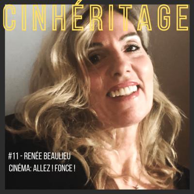Cinéma: Allez ! Fonce ! / avec Renée Beaulieu cover