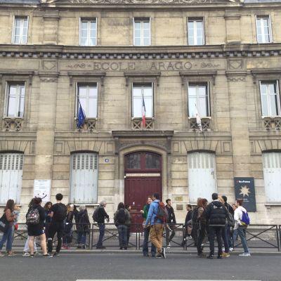 image Arrestations en chaîne au Lycée Arago