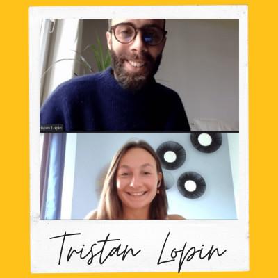 #33 | Vivre les choses pleinement - Tristan Lopin (humoriste) cover