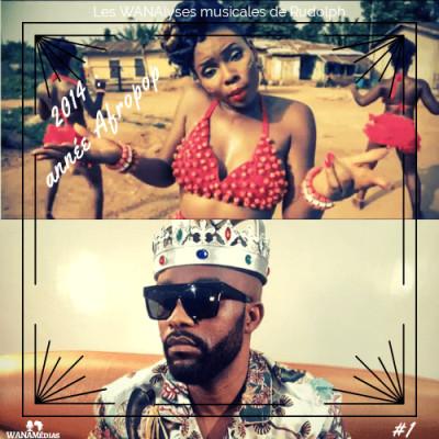 2014 : l'apogée de l'Afropop moderne ? cover